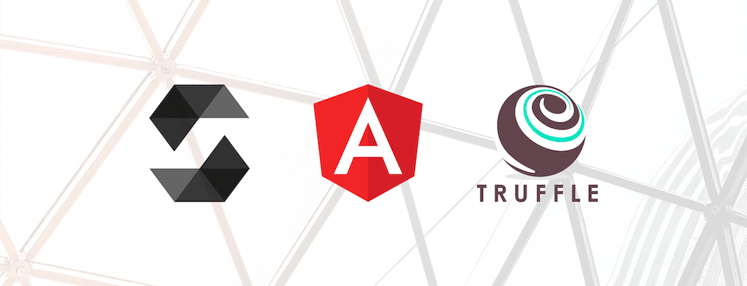How to build dApp with Solidity, Truffle and Angular 6 step by step