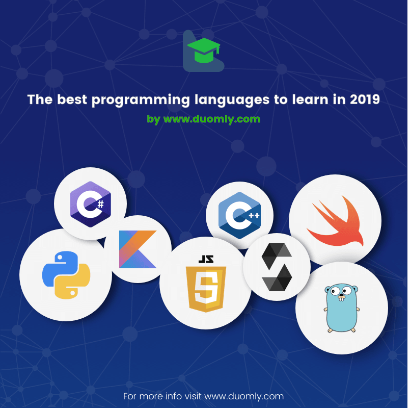Which programming language is the best in 2019