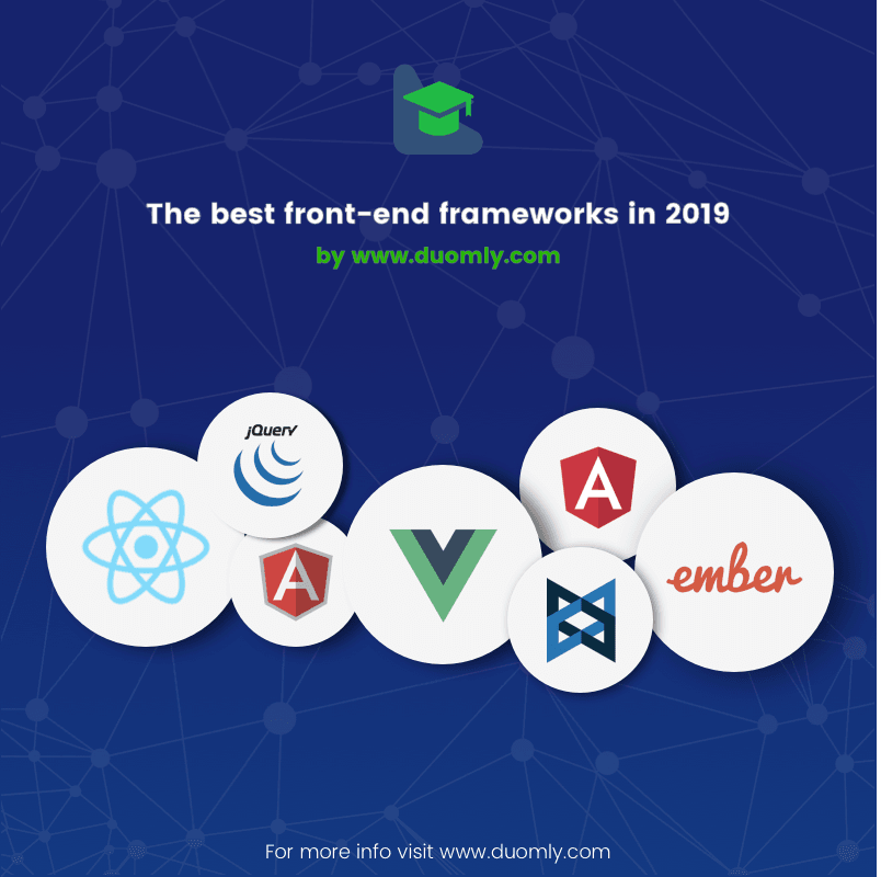 Which front-end framework is the best in 2019