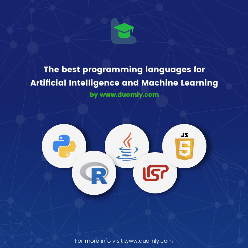 Which programming language is the best for Machine Learning and Artificial Intelligence