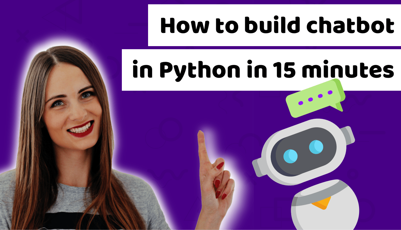 How to create a chatbot in Python