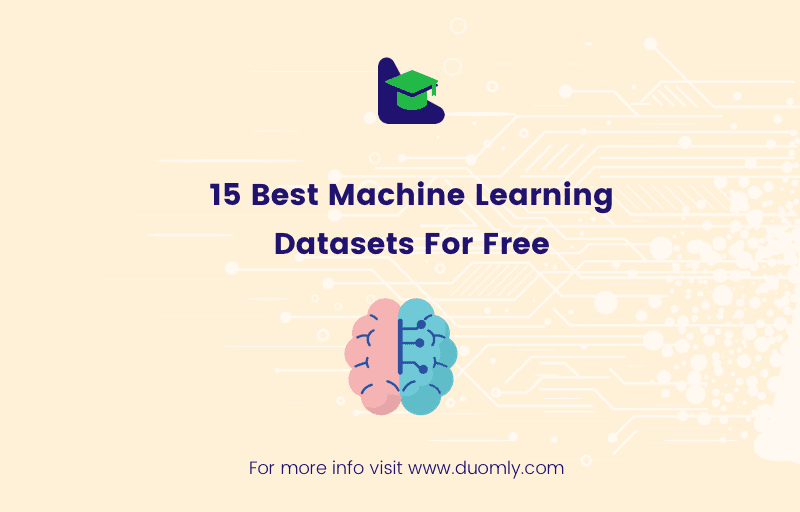 machine learning datasets for free duomly