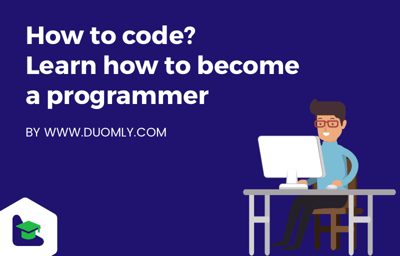 How to code – learn step by step how to become a programmer with Duomly