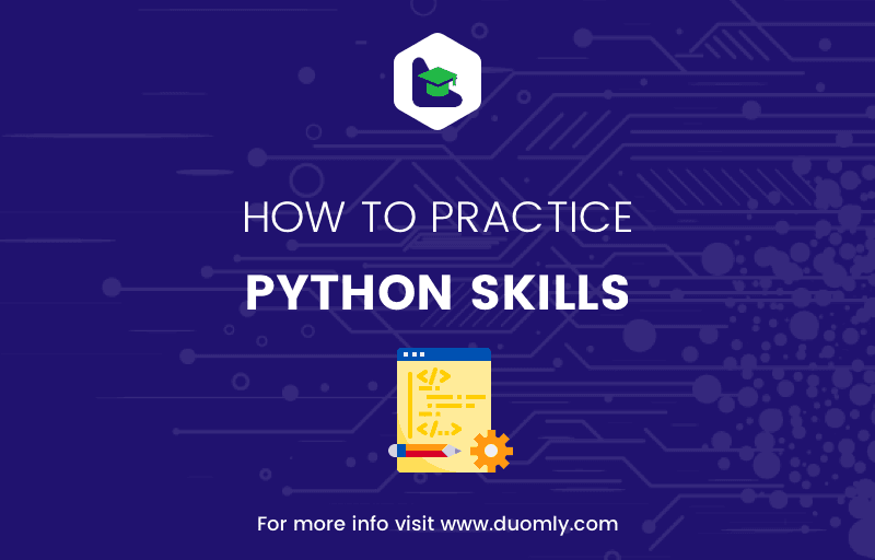 How to practice Python skills?