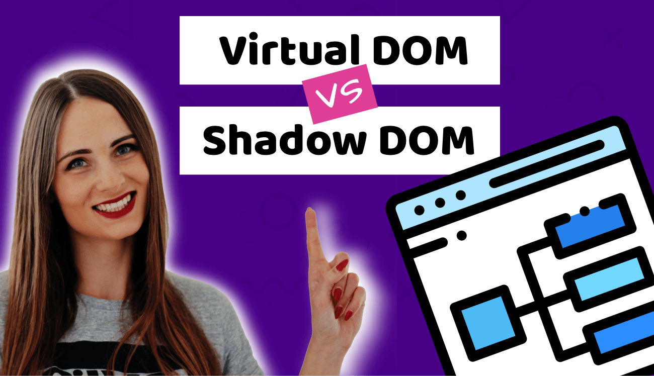 What is the difference between Shadow DOM and Virtual DOM?