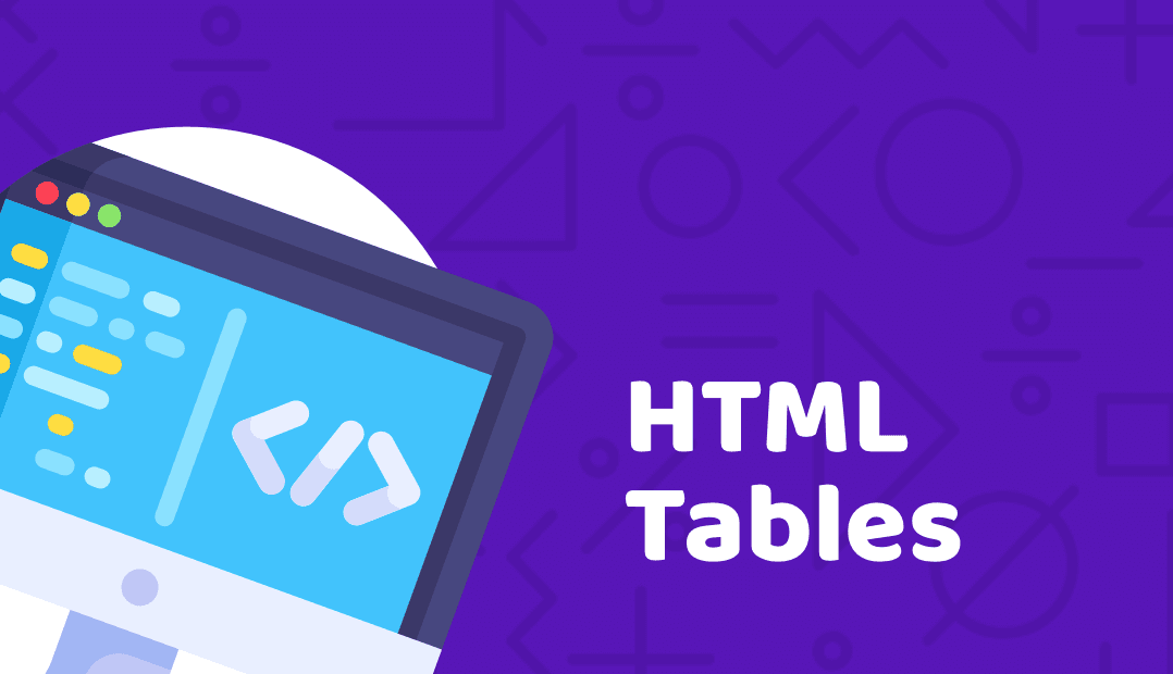 How to build an HTML table tutorial